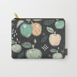 Seamless pattern with Deers. Scandinavian Style Carry-All Pouch