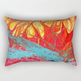 Convergencia Y Orden Rectangular Pillow