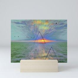 Pyramid Power Mini Art Print