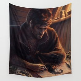 Lost Love Wall Tapestry