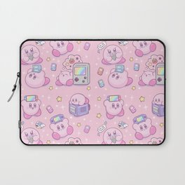 Kirby Gamer Laptop Sleeve