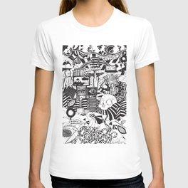 Doughnut City T-shirt