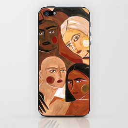 For the lions iPhone Skin
