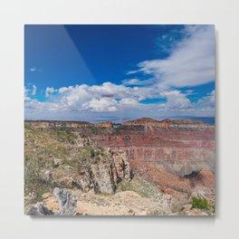 North_Rim Grand_Canyon, Arizona - I Metal Print
