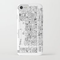 periodic table iPhone & iPod Cases featuring Periodic Table of the Elephants by DS Art