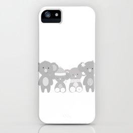 Koala bears iPhone Case