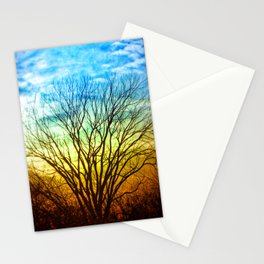 Heavenly Roots Stationery Cards