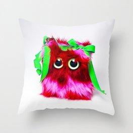 Teen Angst 2.0 Throw Pillow