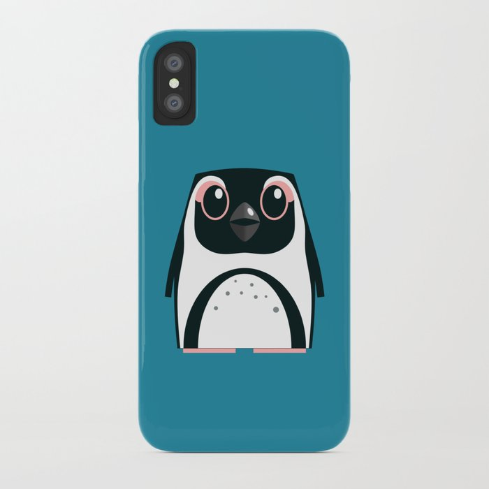 African Penguin - 50% of profits to charity iPhone Case