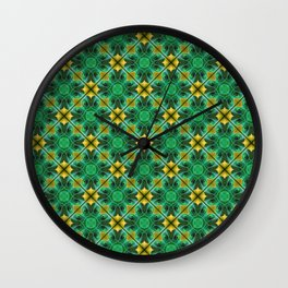 Chameleon Eyes Wall Clock