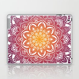Multi Mandala - Autumn Palette Laptop & iPad Skin