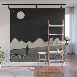 Over Yonder Wall Mural
