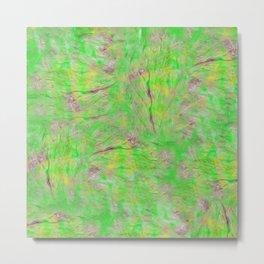 Abstract Tie Dye #10 Metal Print
