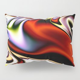 Extruded Colours Pillow Sham