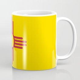 New Mexico State Flag Coffee Mug