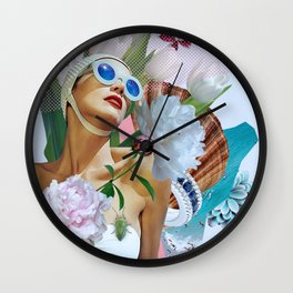 I Am An Unusual Thing Wall Clock
