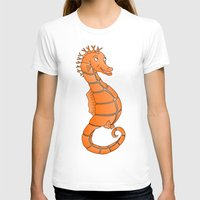 seahorse T-shirts featuring Seahorse by mailboxdisco