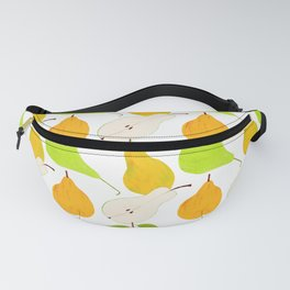 Pear Harvest Fanny Pack