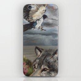 Bird Flight iPhone Skin