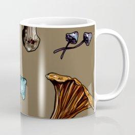 Woodland Mushrooms Coffee Mug
