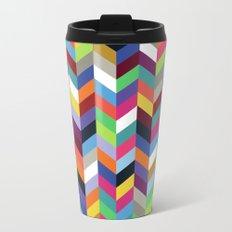 Chevronica Series: Soirée Travel Mug