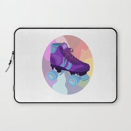 Roller Derby Girls Laptop Sleeve