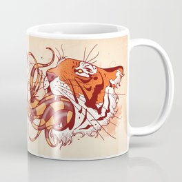 Valley of the Tiger Coffee Mug