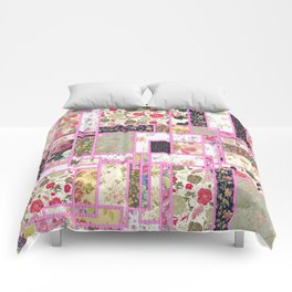 Quilt patterns style Comforters