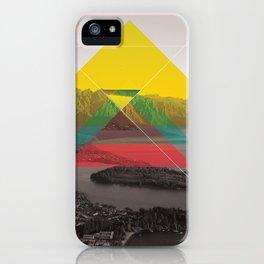 Sojourn series - Queenstown iPhone Case