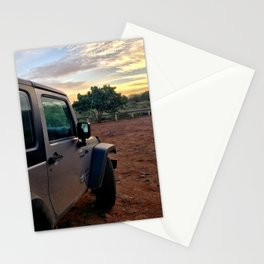 Maui Jeep Stationery Cards