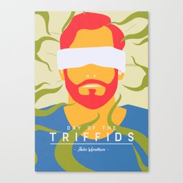 Day of the Triffids Canvas Print