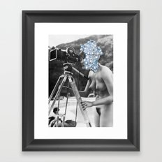 ::: Framed Art Print