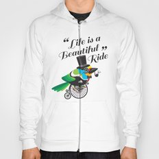 Life is a Beautiful Ride Hoody