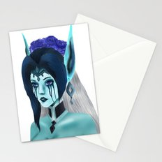 Morgana: Fallen Angel Stationery Cards