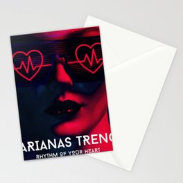 marianas trench album 2021 Stationery Cards