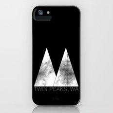 Twin Peaks, WA (White Lodge) iPhone (5, 5s) Slim Case