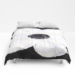 White Flower Comforters