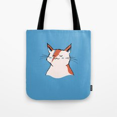 A Cat Insane Tote Bag