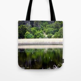 Tower Hill Wildlife Reserve Tote Bag