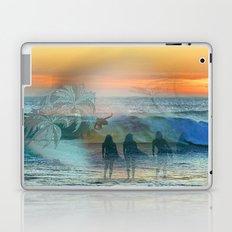 Surf Watch Laptop & iPad Skin