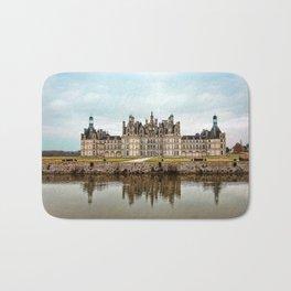 Chateau de Chambord Bath Mat
