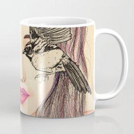 Pink. Coffee Mug