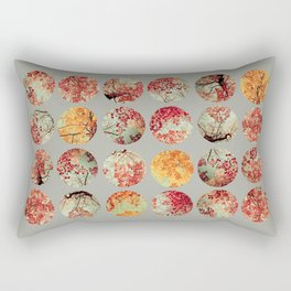 Inkblot Quilt - by Garima Dhawan and Joy StClaire Rectangular Pillow