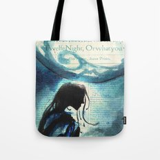 Twelfth Night Viola Tote Bag