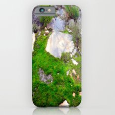 Volcanic Rock & Moss Slim Case iPhone 6s