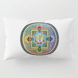 Thang-ga of Green Tara Pillow Sham