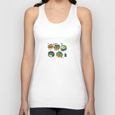 Rory + Friends Unisex Tank Top
