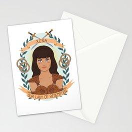 Xena Stationery Cards