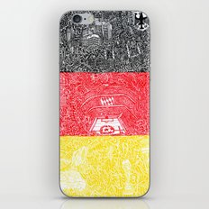 Made In Germany iPhone & iPod Skin