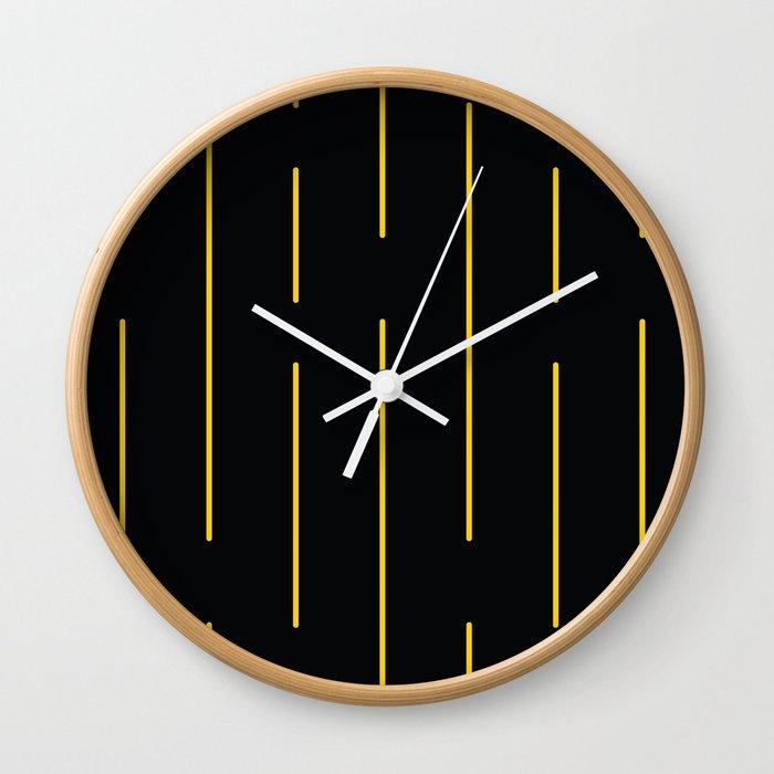 CAD HATCH: GOST_WOOD Wall Clock